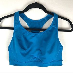 3 For $20 Old Navy L Blue Mesh Spacer Sports Bra